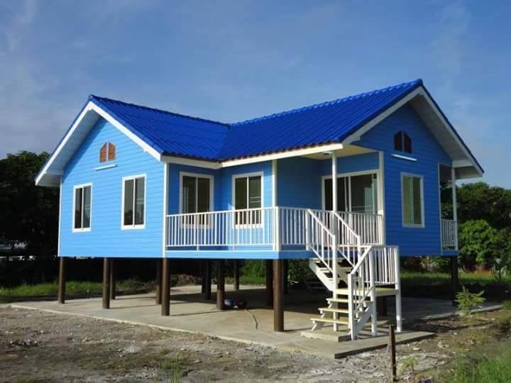 Rekabentuk Rumah Kampung Yg Cantik Menarik Tenang dan Murah