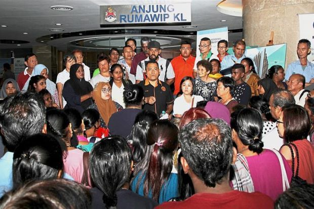 Pelan Rumah Dbkl Terhebat Longhouse Folk Concerned About Relocation Plan Metro News