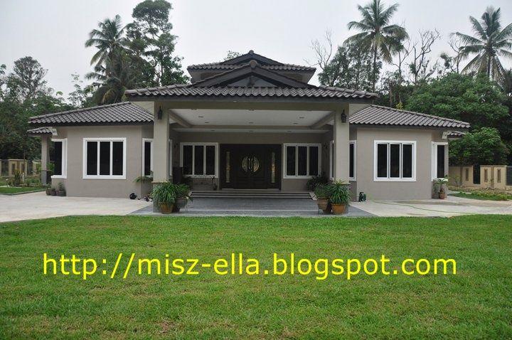 Pelan Rumah Dengan Kolam Renang Menarik Rumah Idaman Dari Jari Jari Halusku