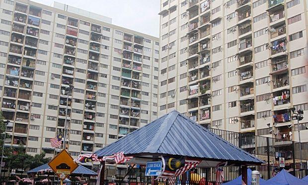 Pelan Rumah Flat Baik Pe An Awam Sri Pahang Bakal Dibangun Wilayah Utusan Line