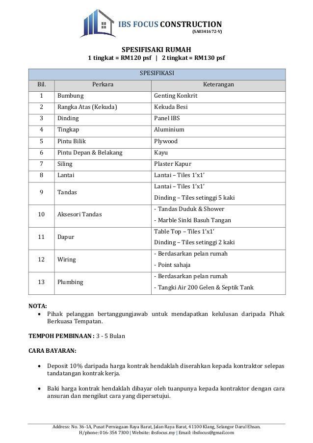 IBS FOCUS CONSTRUCTION SA V Address No 36 1A