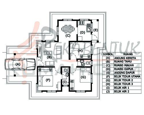 Pelan Rumah Ibs Penting Rumah Banglo Ibs Type C2 Rm79 000 – Ibsconstruct