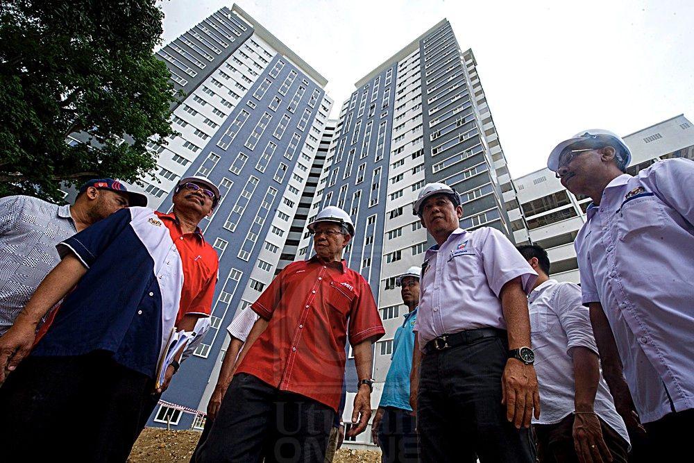 Pelan Rumah Ibs Terbaik Rumah Ppr Kelantan Harga Hanya Rm35 000 Nasional Utusan Line