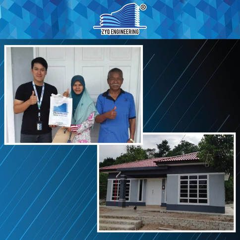 Pelan Rumah Ibs Terhebat Peneraju Rumah Mampu Milik Dengan Teknologi Ibs Zyq Engineering