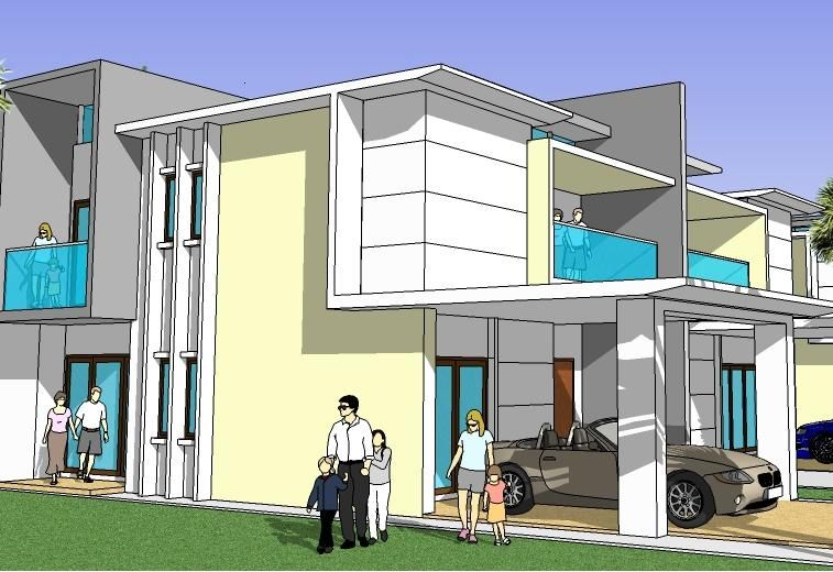Tip 8 Rumah Idaman 5 Faktor Penting Sebelum Membeli Rumah