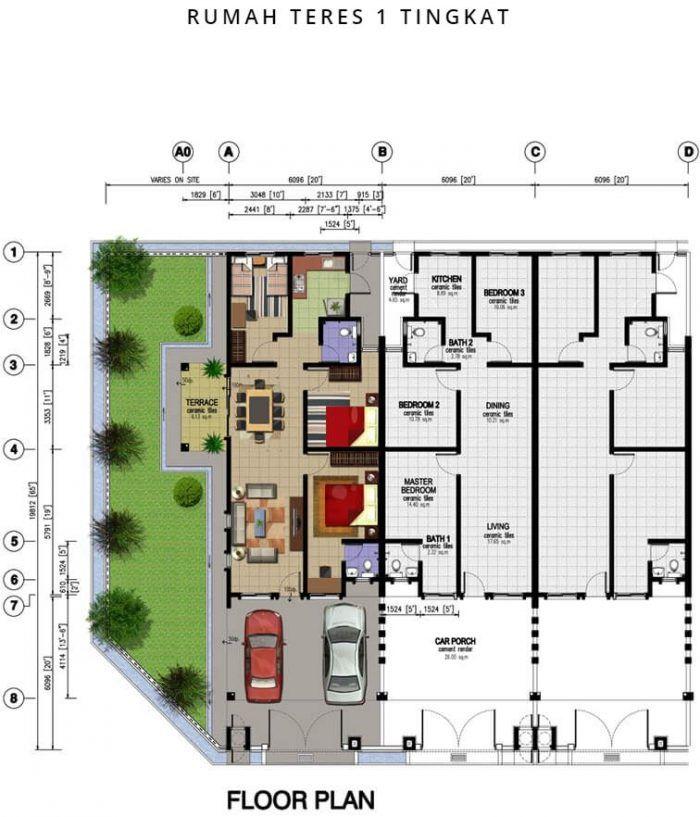 Pelan Rumah Idaman Berguna 10 Projek Pe An Spnb Idaman Menawarkan Rumah Harga Bawah Rm250