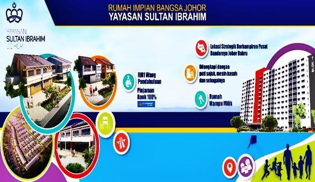 Rumah Impian Bangsa Johor
