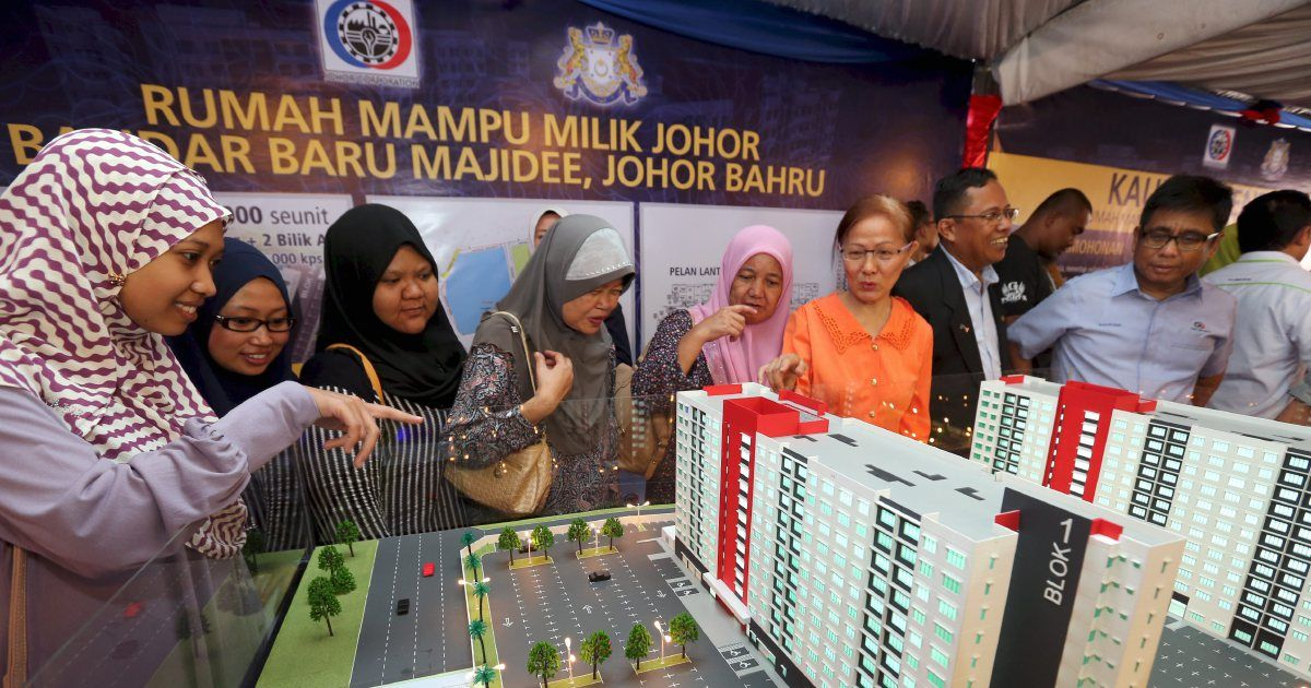 Pelan Rumah Johor Power Demand In Johor Likely to Stay Strong New Straits Times