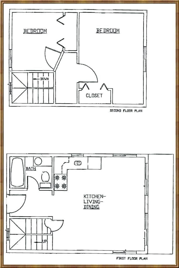 Pelan Rumah Kabin Bermanfaat 16 X 24 Gambrel Cabin Plans 16—24 – Advancedcashfo