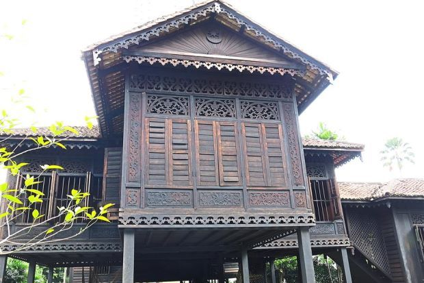 Pelan Rumah Kampong Power Kampung House In the Heart Of Kl Munity