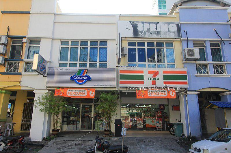 7 Eleven Lebuh Sungai Pinang