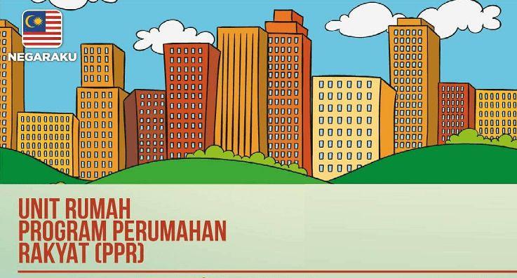 Pemohonan Rumah Program Pe an Rakyat PPR Secara line