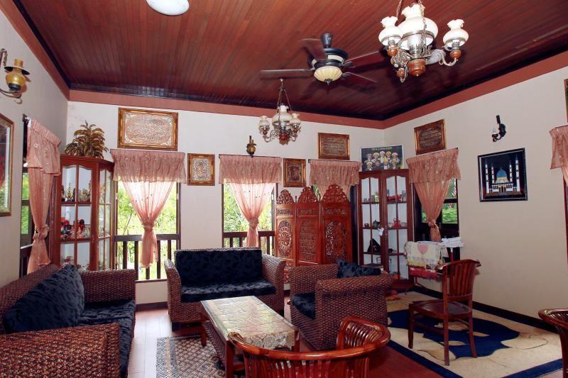 Pelan Rumah Kampung Bertiang Berguna Keunikan Rumah Pak Rahim Curi Perhatian Ramai Rencana
