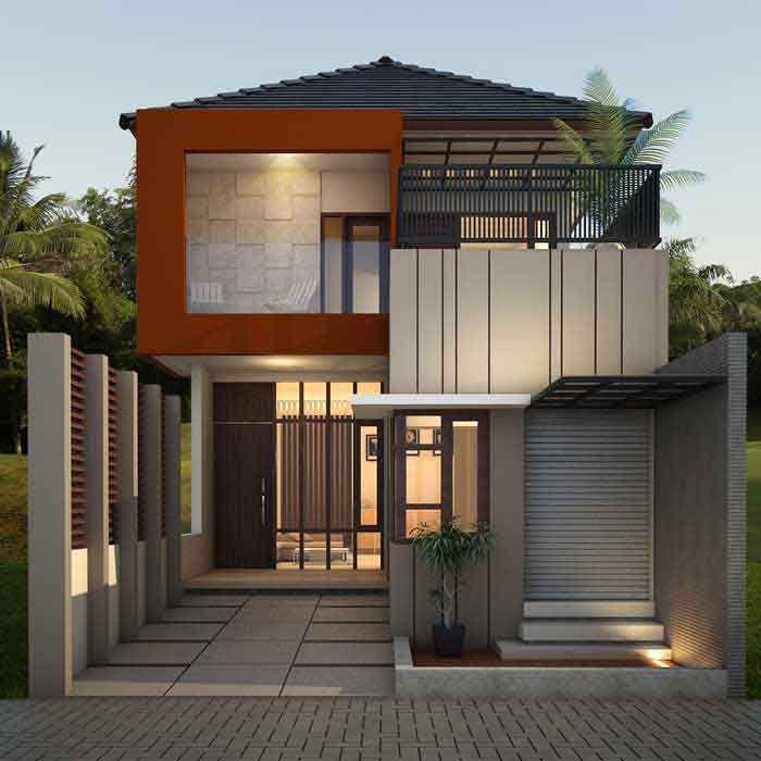 Pelan Rumah Kampung Moden Menarik 33 Reka Bentuk Rumah Moden Sebagai Inspirasi Untuk anda Hias
