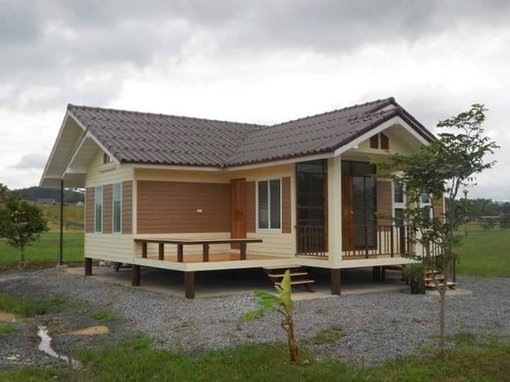Pelan Rumah Kampung Modern Baik Rekabentuk Rumah Kampung Yg Cantik Menarik Tenang Dan Murah