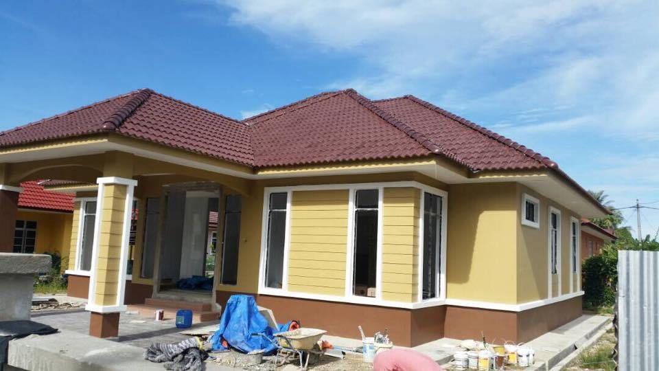 """Pelan Rumah Kayu Kampung Baik Rumah Batu Ke Rumah Kayu Ni """" Kelebihan Papan Shera"""