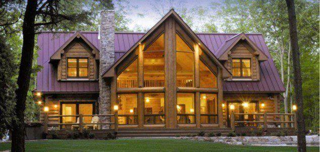 Pelan Rumah Kayu Kampung Berguna 15 Reka Bentuk Rumah Kayu Luas Dan Sempurna