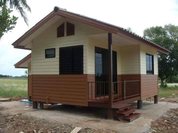 Perkongsian Pelbagai Cetusan Idea Pelan Rumah Kayu Kampung Deko Rumah