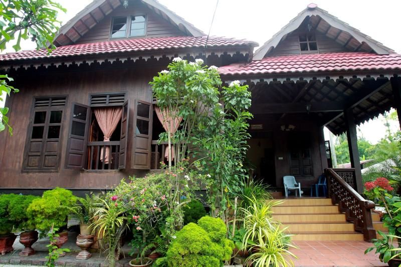 Pelan Rumah Kayu Kampung Menarik Keunikan Rumah Pak Rahim Curi Perhatian Ramai Rencana
