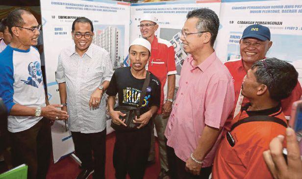 Pelan Rumah Kediaman Meletup Johor Sedia Kediaman Selesa Untuk Setinggan Wilayah