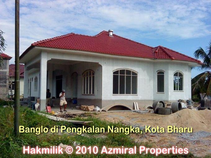 Pelan Rumah Kelantan Hebat Projek Kami