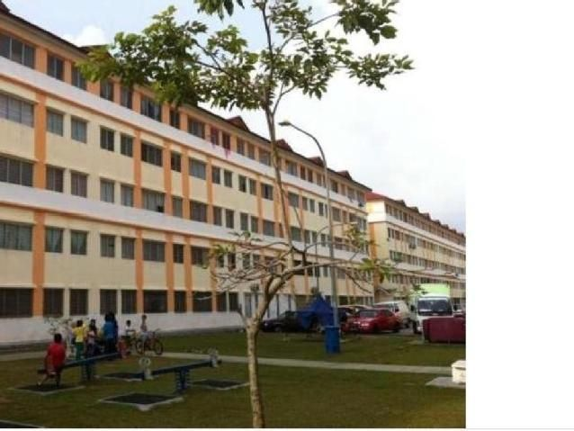 Pelan Rumah Kondominium Hebat Apartment Impian Bandar Saujana Putra Apartments Mitula Homes