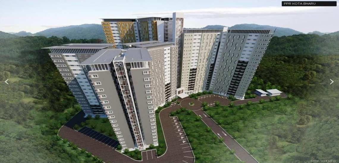 Pelan Rumah Kondominium Meletup Ppr Kota Bharu Kelantan