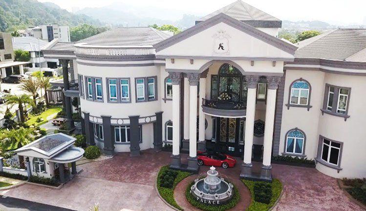 Pelan Rumah Kontena Di Malaysia Hebat Palace Aliff Syukri 12 Fakta Menarik Mengenai istana Dato Seri