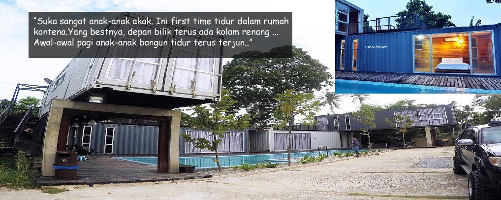 Pelan Rumah Kontena Di Malaysia Meletup Ulasan Tempat Percutian Dan Pulau Menarik Di Malaysia
