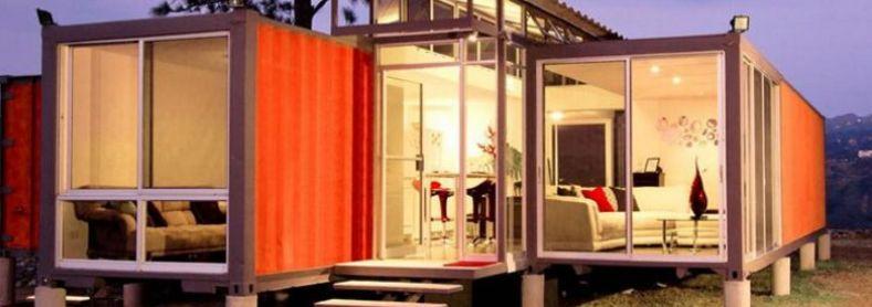 Pelan Rumah Kontena Menarik Idea Kreatif Membina Rumah Kabin Kontena