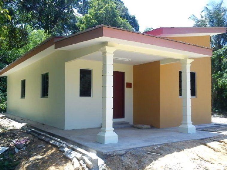Pelan Rumah Kos Sederhana Rendah Menarik Kos Bina Rumah 3 Bilik Rm20k Sahaja Ketahui Bagaimana Pelajar Ini