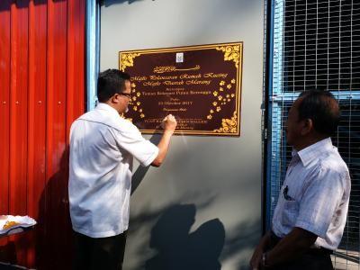 Pelan Rumah Kucing Hebat Majlis Pelancaran Rumah Kucing Majlis Daerah Marang