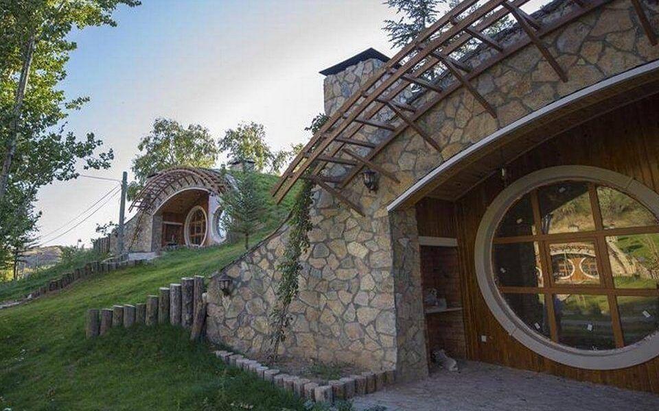 Pelan Rumah Lereng Bukit Meletup Rumah Hobbit Di Turki Tarik Pelancong – Escabytes