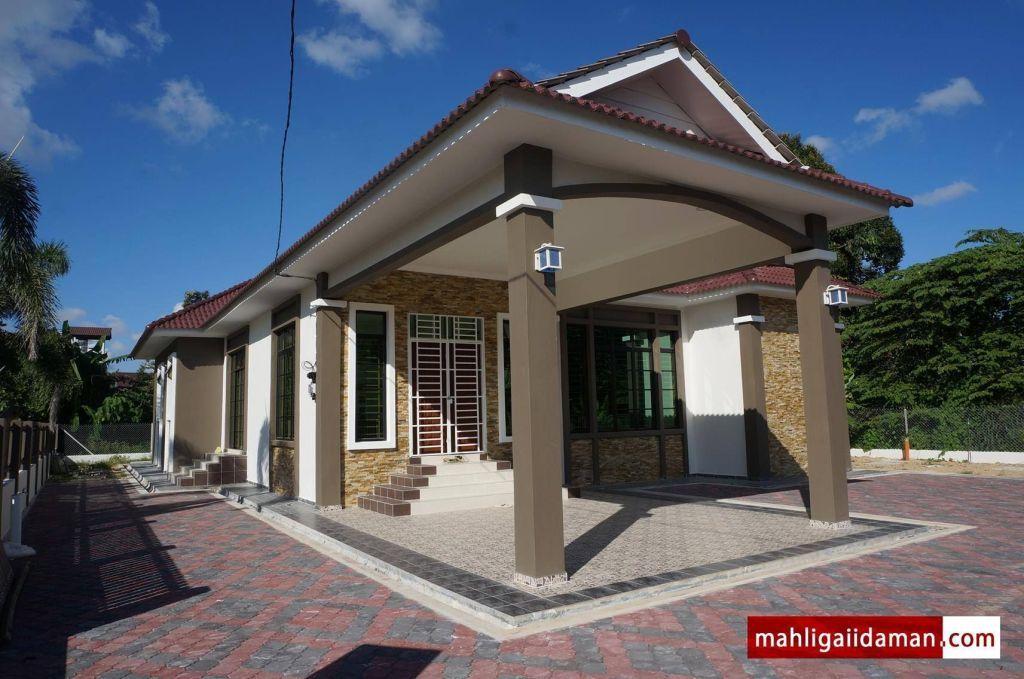 Pelan Rumah Mahligai Idaman Bernilai Bina Rumah atas Tanah Sendiri Mahligai Idaman 005