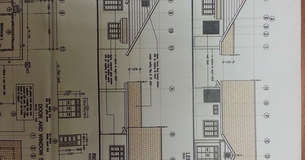 Pelan Rumah Majlis Perbandaran Meletup Pengalaman Bina Rumah Sendiri 2 Lukisan Pelan & Kelulusan Mpk