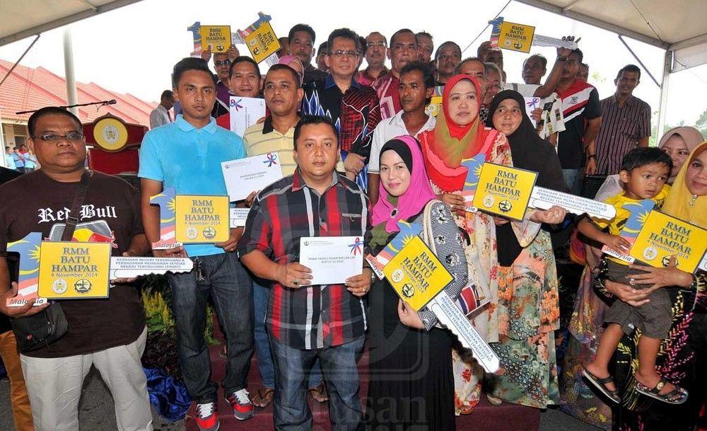 Pelan Rumah Mampu Milik Terengganu Terbaik 320 Unit Teres Pprt Untuk Rakyat Miskin Terengganu Utusan