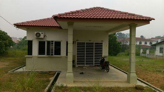 Contoh Rumah Skim atau Projek RMR1M