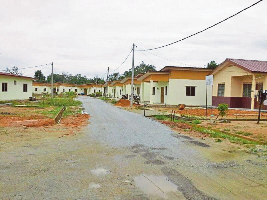 Pelan Rumah Mesra Rakyat Bernilai Rumah Generasi Baru Felda