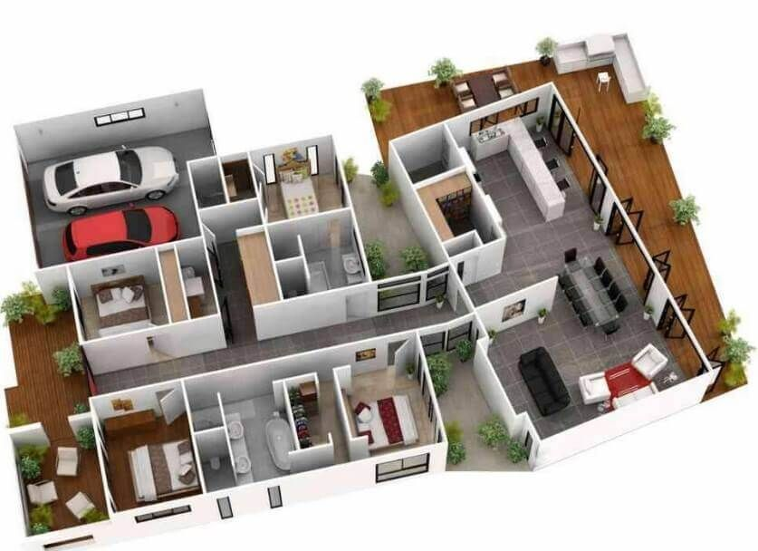 8500 Koleksi Gambar Contoh Rumah 2 Lantai Gratis Terbaik