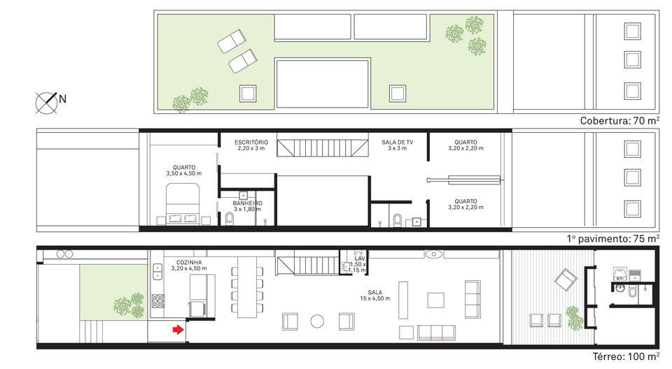 Pelan Rumah Modern 2 Tingkat Baik Arsitektur Rumah Mungil Tapi Mewah Dengan Konsep Yang Unik Arsitag