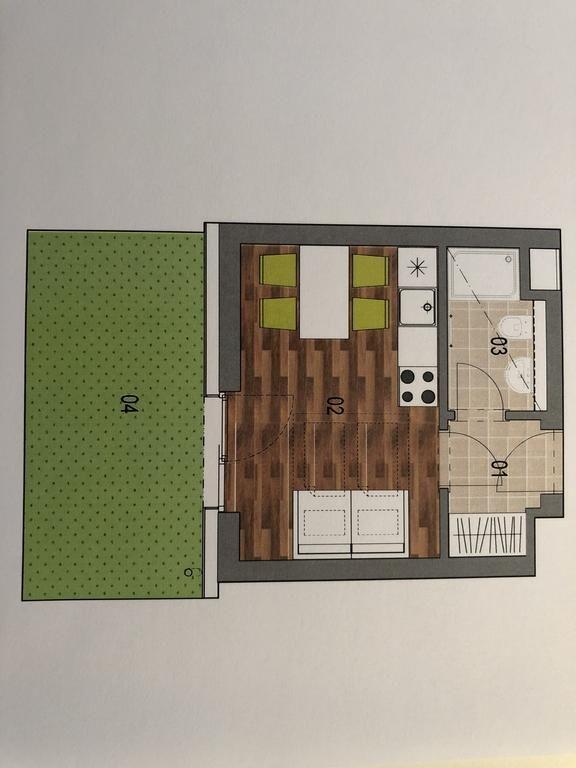 Pelan Rumah Modern 3 Bilik Baik Apartmán Maxk Kvilda – Harga Terkini 2018