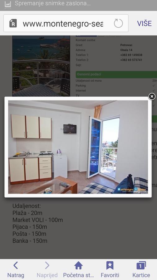 Pelan Rumah Modern Terkini Bernilai Apartmani Montenegro Petrovac Na Moru Montenegro Booking