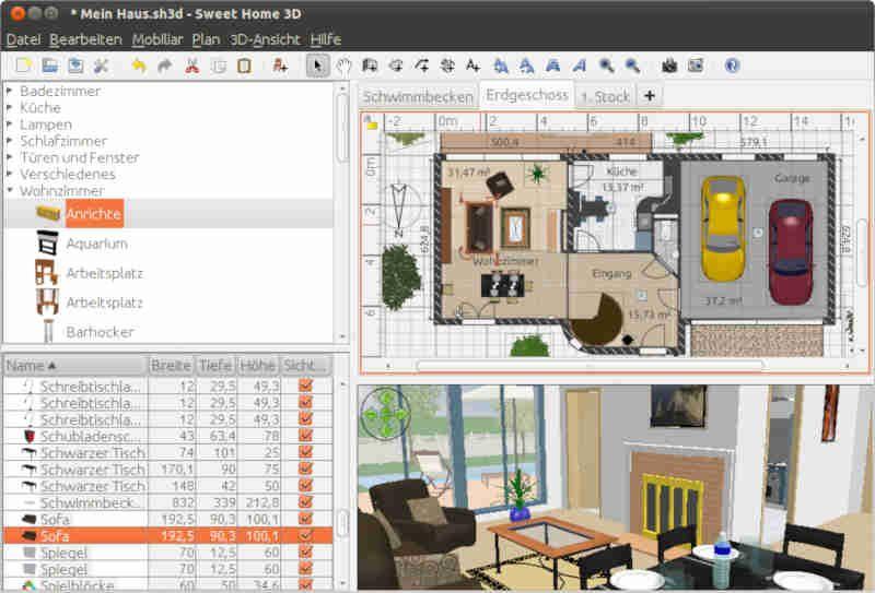 Pelan Rumah Modern Terkini Penting 20 software Desain Rumah Terbaik Untuk Pc Saat Ini