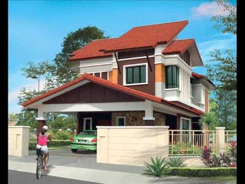 Pelan Rumah Murah Malaysia Baik Contoh Pelan Rumah Banglo 2 Tingkat