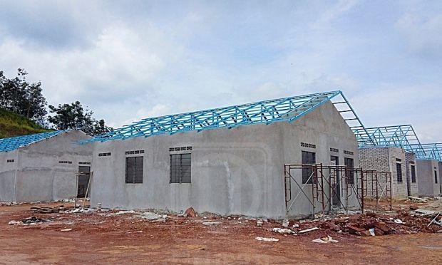 50 buah masih dalam pembinaan