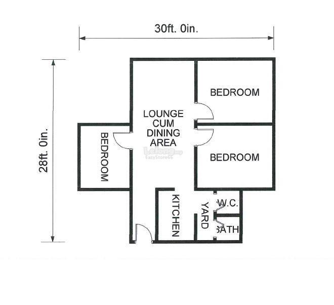 Rumah Pangsa Impian Jalan SP 4 3 Bandar Saujana Putra Jenjarom