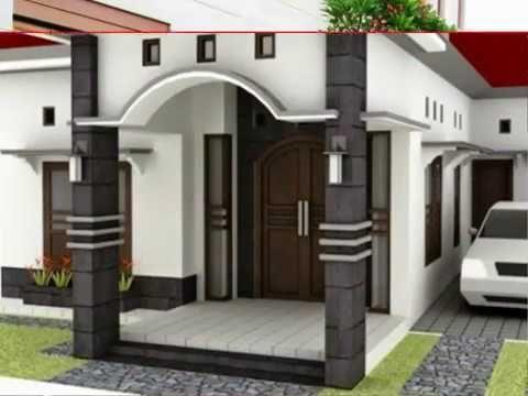 Pelan Rumah Panjang Moden Bermanfaat 20 Desain Rumah Minimalis Sederhana 2017 Renovasi Rimah