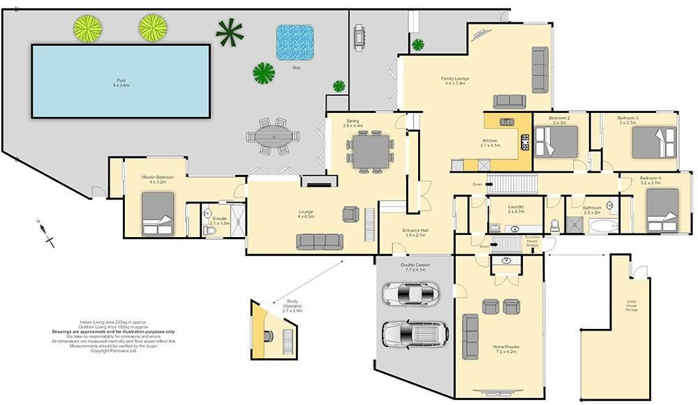 Dazzling Free House Floor Plans 39 Plan Design Ranch Unique 0d And