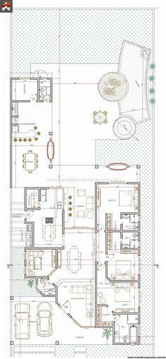 Casa 3 Quartos 187 62m² Monte Sua Casa Raja Kamariah · pelan