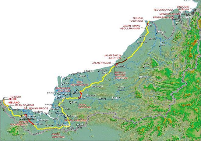 Pelan Rumah Pprt Sabah Terbaik Constructing Sarawak Piece by Piece – Borneopost Line